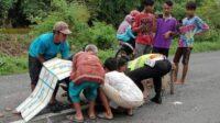 Kecelakaan di Jalan Raya Janti Mojoagung Jombang [Lintas Jatim]