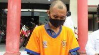 Pelaku Pemukulan Terhadap Balita di Surabaya