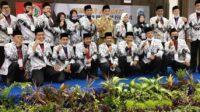 Pelantikan PGRI Lamongan Tahun 2021