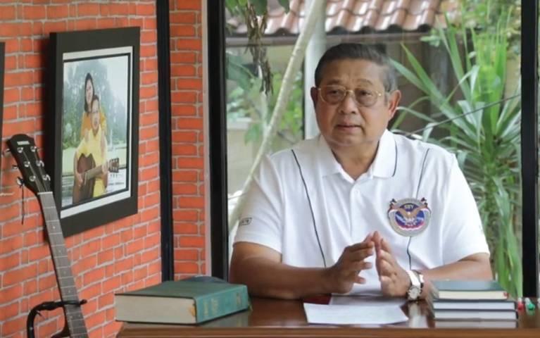 Susilo Bambang Yudhoyono - Instagram Ano Yudhoyono [Lintas Jatim]