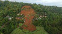 Tanah Longsor di Kabupaten Nganjuk