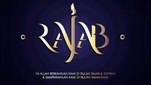 Ilustrasi Bulan Rajab