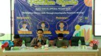 Akan susun Ensiklopedi Pesantren Lamongan, Mahasiswa PAI dibekali Workshop Menulis