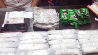 Barang Bukti Narkoba yang Disita Polisi [Lintas Jatim]
