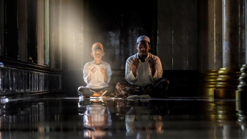 Ilustrasi Bulan Sya'ban