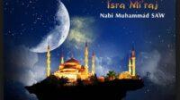 Ilustrasi Isra' dan Mi'raj