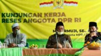 M. Sarmuji anggota Komisi XI DPR RI pada reses di Dapil Jawa Timur