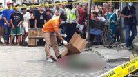 Pria Tewas di Depan Warung Kopi di Surabaya [Lintas Jatim]