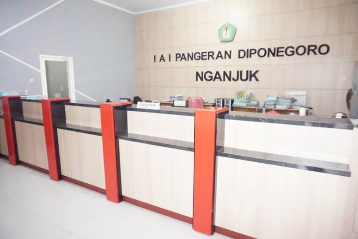 Ruang Pelayanan IAI Pangeran Diponegoro Nganjuk