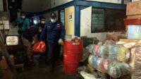Evakuasi Jenazah yang Terjepit Lift [Lintas Jatim]