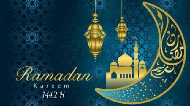 Ilustrasi Bulan Ramadhan 1442 H