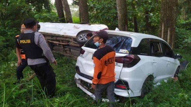 Kecelakaan di Cangar Mojokerto [Lintas Jatim]