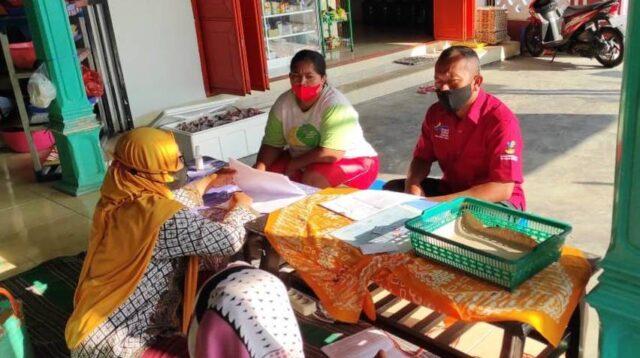 Monitoring Penyaluran Bantuan PKH Kabupaten Kediri oleh Pendamping Sosial [Lintas Jatim]