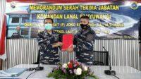 Serah Terima Jabatan (Sertijab) Komandan Pangkalan TNI AL (Lanal) Banyuwangi [Lintas Jatim]