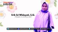 Erik Sri Widayati, S.Si. (Pengajar di Lumajang, Jawa Timur)