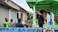 Kelurahan yang Ditutup Total Akibat Klaster Yasinan