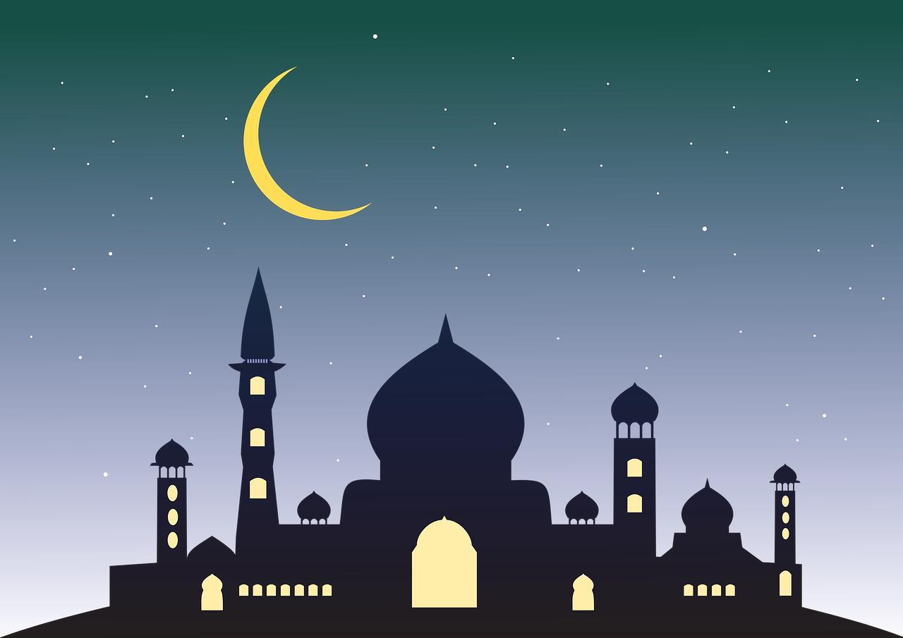 Ilustrasi Bulan Dzulhijjah