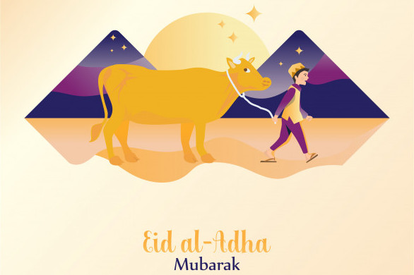 Ilustrasi Hari Raya Idul Adha