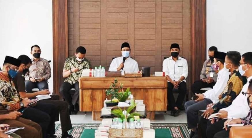 Wali Kota Pasuruan, Saifullah Yusuf atau Gus Ipul