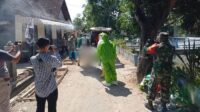 Evakuasi Korban Bunuh Diri di Ponorogo