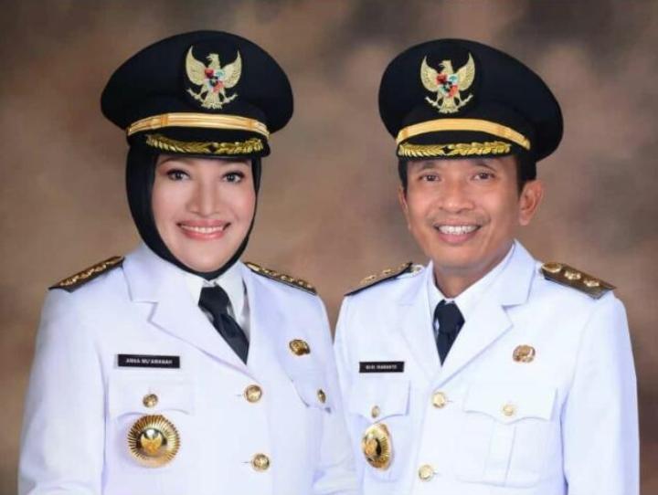 Bupati dan Wakil Bupati Bojonegoro