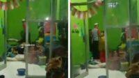Tangkap Layar Ustadz Aniaya Santri di Pondok Pesantren Demak