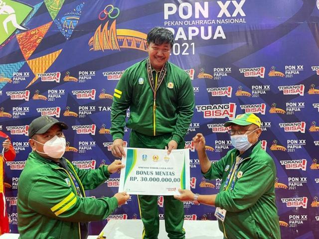 Atlet Gulat raih medali emas (Foto: Istimewa)